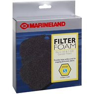 Marineland C-160 & C-220 Canister Foam Filter Media, 2 count