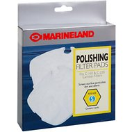 Marineland C-160 & C-220 Canister Polishing Filter Pads Media, 2 count