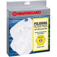 Marineland C-530 Canister Polishing Filter Pads Media, 2 count