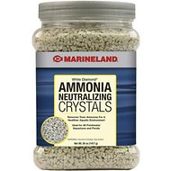 Marineland White Diamond Ammonia Neutralizing Crystals Filter Media, 50-oz jar