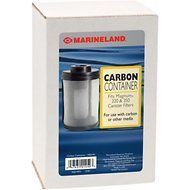 Marineland Magnum 220 & 350 Carbon & Media Container Filter Cartridge, 1 count