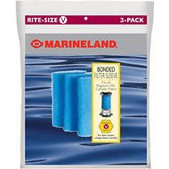 Marineland Magnum 350 Bonded Filter Cartridge, 3 count