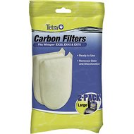 Tetra Whisper Carbon Large Filter Media, 2 count