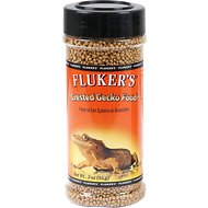 Fluker's Crested Gecko Spherical Granules Food, 3-oz jar