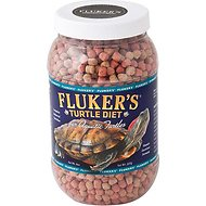 Fluker's Turtle Diet Aquatic Turtle Food, 8-oz jar