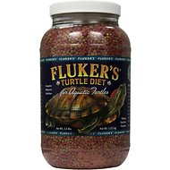 Fluker's Turtle Diet Aquatic Turtle Food, 3.5-lb jar