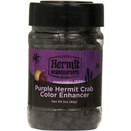Fluker's Purple Color Enhancer Hermit Crab Treats, 3-oz jar