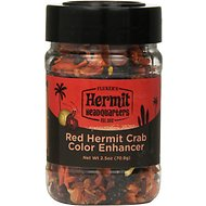 Fluker's Red Color Enhancer Hermit Crab Treats, 2.5-oz jar