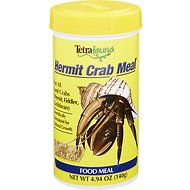 Tetrafauna Hermit Crab Meal Land Crab Food, 4.94-oz jar