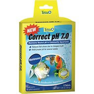 Tetra Correct pH 7.0 Freshwater Conditioner, 8 count