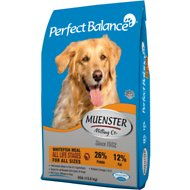 Muenster Perfect Balance Whitefish Meal All Life Stages Dry Dog Food, 40-lb bag