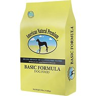 American Natural Premium Basic Formula Dry Dog Food, 35-lb bag