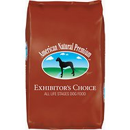 American Natural Premium Exhibitor's Choice Dry Dog Food, 40-lb bag