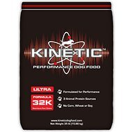 Kinetic Performance Ultra 32K Formula Dry Dog Food, 35-lb bag