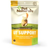 Pet Naturals of Vermont UT Support Cat Chews, 60 count