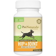 Pet Naturals of Vermont Hip + Joint Dog Supplement, 60 count