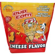 PupCorn Cheese Flavored Dog Treats, 16-oz bag