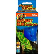 Zoo Med Daylight Blue Reptile Lamp, 60-Watt