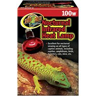 Zoo Med Nocturnal Infrared Reptile Heat Lamp, 100-Watt