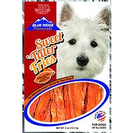 Blue Ridge Naturals Sweet Tater Fries Dog Treats, 5-oz bag