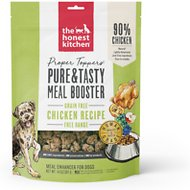 The Honest Kitchen Proper Toppers Grain-Free Chicken Recipe Dehydrated Dog Food Topper, 14-oz bag