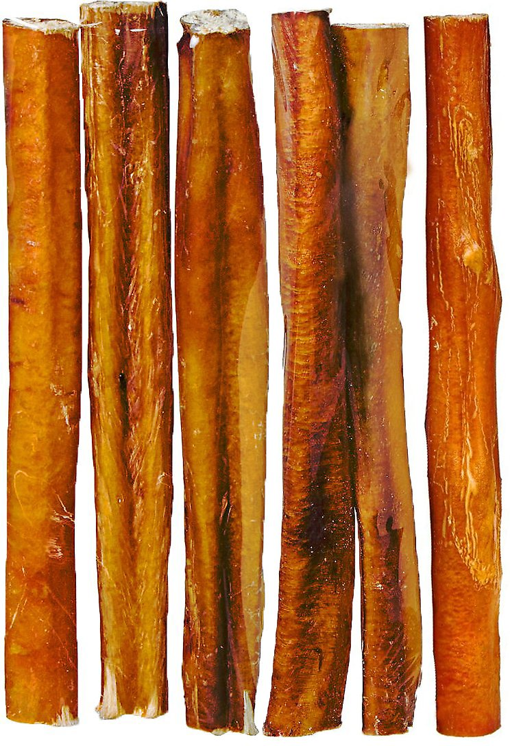 bully sticks 7 dog treats 6 count. Black Bedroom Furniture Sets. Home Design Ideas