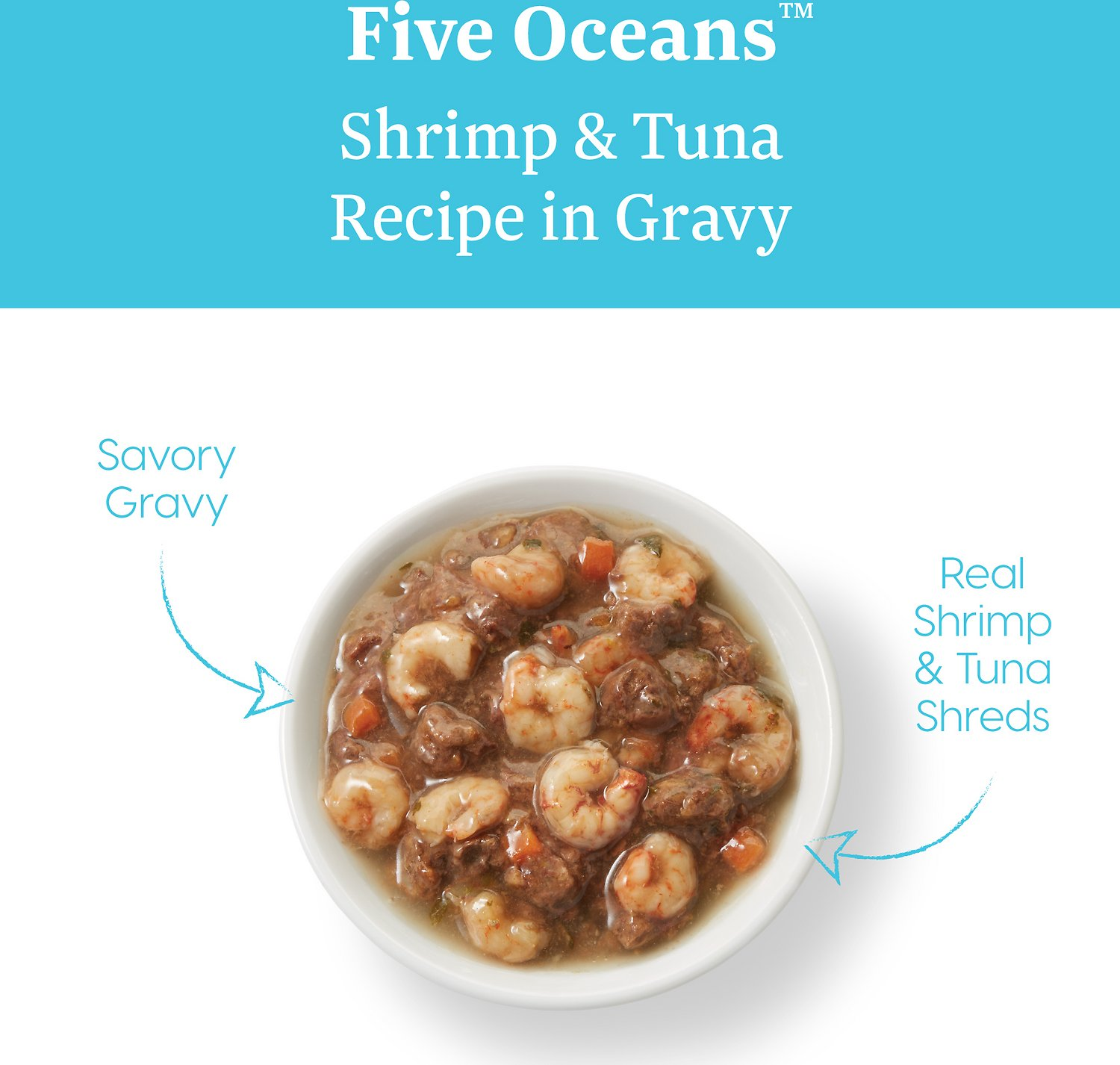 Grain Free Tuna Shrimp Cat Food