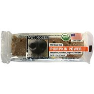 Wet Noses Pumpkin Power Bar Dog Treats, 1.5-oz bar