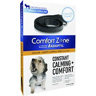 Comfort Zone with Adaptil Calming & Comfort Adjustable Dog Collar, Small