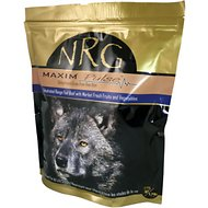 NRG Maxim Pulse Beef & Veggie Grain-Free Dehydrated Raw Dog Food, 1.7-lb bag