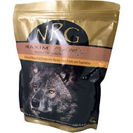 NRG Maxim Pulse Chicken & Veggie Grain-Free Dehydrated Raw Dog Food, 1.7-lb bag