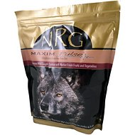 NRG Maxim Pulse Salmon & Veggie Grain-Free Dehydrated Raw Dog Food, 1.7-lb bag