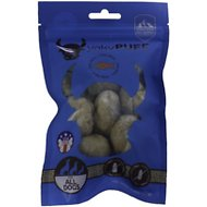 Himalayan Dog Chew Yaky Puff Fish Dog Treats, 2-oz bag
