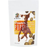 Dr. Harvey's Power Pops Raw Green Tripe Freeze-Dried Dog Treats, 3-oz bag
