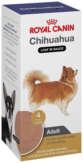 royal canin chihuahua adult canned dog food 3 oz pack of 4. Black Bedroom Furniture Sets. Home Design Ideas