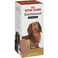 Royal Canin Dachshund Adult Canned Dog Food, 3-oz, pack of 4