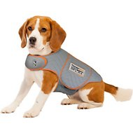 ThunderShirt Sport Anxiety & Calming Solution for Dogs, Platinum, Large