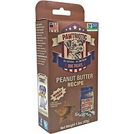Pawtriotic Peanut Butter Dog Treats, 1.5-oz box