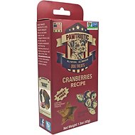 Pawtriotic Cranberry Dog Treats, 1.5-oz box