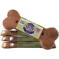 Pawtriotic Apple Pie Big Bone Dog Treats, 2-oz bar