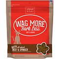 Cloud Star Wag More Bark Less Soft & Chewy with Beef & Spinach Dog Treats