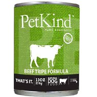 PetKind That's It! Beef Tripe Canned Dog Food, 13-oz, case of 12