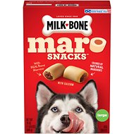 Milk-Bone Large MaroSnacks Dog Treats, 24-oz box