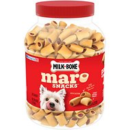 Milk-Bone Small MaroSnacks Dog Treats, 40-oz tub