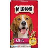 Milk-Bone Mini's Original Dog Treats, 15-oz box