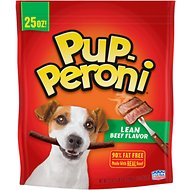 Pup-Peroni Lean Beef Flavor Dog Treats, 25-oz bag