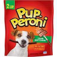 Pup-Peroni Lean Beef Flavor Dog Treats, 32-oz bag
