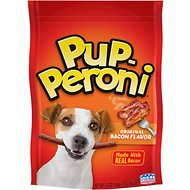 Pup-Peroni Original Bacon Flavor Dog Treats, 5.6-oz bag