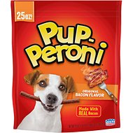 Pup-Peroni Original Bacon Flavor Dog Treats, 25-oz bag