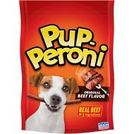 Pup-Peroni Original Beef Flavor Dog Treats, 5.6-oz bag